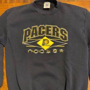 vintage indiana pacers sweatshirt